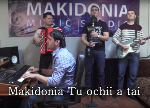 Makidonia-Tu Ochii a tai 2016